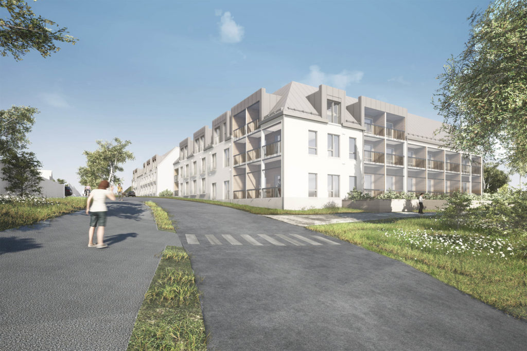 Toivo Group rakentaa Espoon Miilukorpeen 127 asunnon kerrostalokorttelin